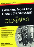 Lessons from the Great Depression For Dummies (For Dummies (Business & Personal Finance))