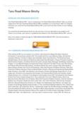 Tara Road Maeve Binchy PDF