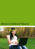 Download Advanced Android Tutorial (PDF Version) - Tutorials Point