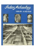 indian archaeology 1988-89 - Archaeological Survey of India