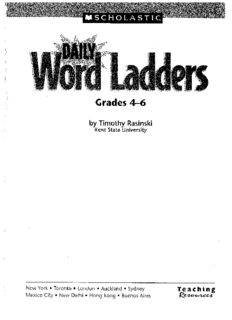 Grades 4-6: 100 Reproducible Word Study Lessons That Help Kids Boost Reading, Vocabulary, Spelling & Phonics Skills-Independently!