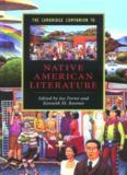 The Cambridge Companion to Native American Literature (Cambridge Companions to Literature)