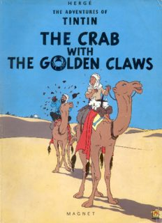 The Crab with The Golden Claws (The Adventures of Tintin 9)