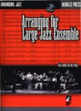Dick Lowell and Ken Pullig - Arranging For Large Jazz Ensemble (Berklee Press; Book + CD)