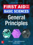 First Aid for the Basic Sciences. General Principles