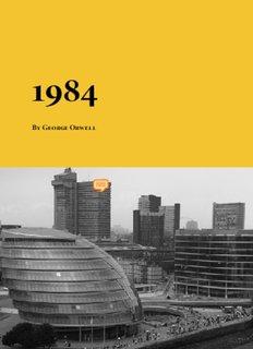 1984 - Classic Novels and Literature