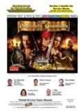 Pirates Of The Caribbean Manual Pirates of the Caribbean Manual