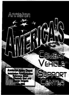anniston army depot's roadways are in