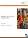SAP® SCM EXTENDED WAREHOUSE MANAGEMENT (EWM)