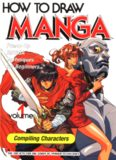 How To Draw Manga - Compiling Characters. Volume 1 - 1999 (рисование в стиле 'манга') (eng)