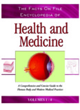Facts on File Encyclopedia of Health and Medicine