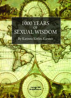 1000 years sexual wisdom