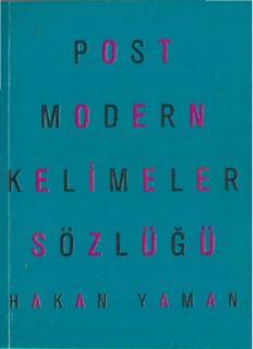 Postmodern Kelimeler Sözlügü