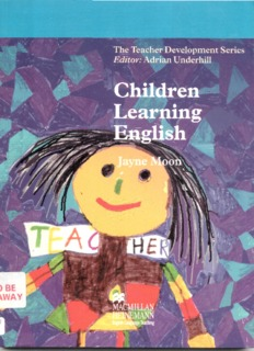 Learning English For Children illustrated In Pdf