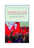 Imperialism in the Twenty-First Century: Globalization, Super-Exploitation, and Capitalism's Final