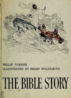 The Bible Story (Brian Wildsmith's Illustrated Bible Stories)