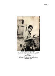 Zvara 1 Umrao Singh Sher-‐Gil Majithia Amrita Sher