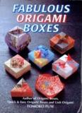 Tomoko Fuse - 55 Fabolous Origami Boxes