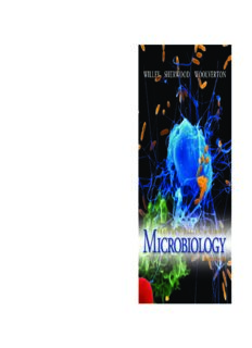 Prescott, Harley, and Klein's Microbiology (7th Ed.)