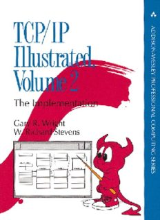 TCP/IP Illustrated. vol. 2: The Implementation