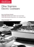 Ellise Stainless Electric Cookware - Appliances Online