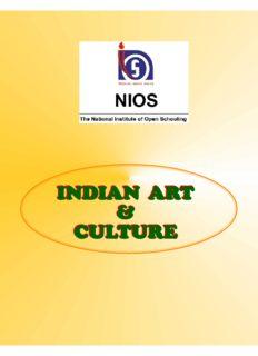 indian art & culture indian art & culture