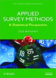 Applied Survey Methods: A Statistical Perspective (Wiley Series in Survey Methodology)