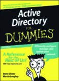Active Directory For Dummies, 2nd edition (For Dummies (Computer Tech))