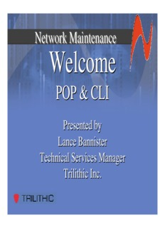 POP and CLI - Lance Bannister - TrilithicPresentation.pdf