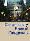Contemporary Financial Management with Thomson ONE - Business School Edition and InfoTrac