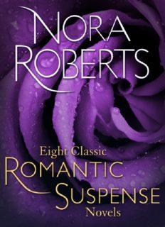 Eight Classic Romantic Suspense Novels (Brazen Virtue; Carnal Innocence; Divine Evil; Genuine Lies; et al)