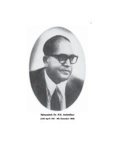 Babasaheb Dr. BR Ambedkar