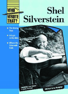 Shel Silverstein (Who Wrote That?)