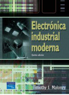 Electrónica industrial moderna