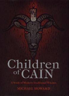 Michael Howard – Children of Cain