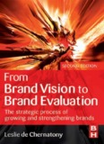 BRAND NAME PRODUCTS From Brand Vision to Brand Evaluation The strategic process of ...
