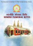 Hindu Funeral Rites - Shree Swaminarayan Temple Cardiff