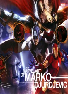 The Marvel Art of Marko Djurdjevic