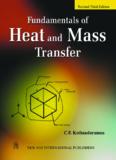 Heat and Mass Transfer by kothadaraman