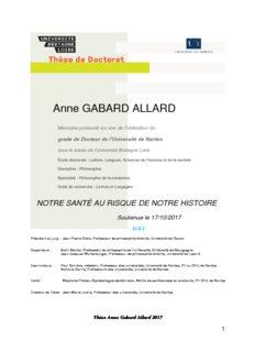 Anne GABARD ALLARD