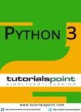 Python 3 - Tutorialspoint