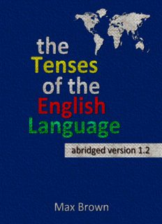 The Tenses of the English Language