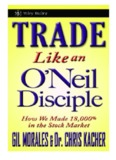 Trade Like an O'Neil Disciple