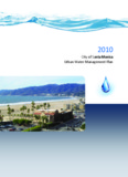 City of Santa Monica Urban Water Management Plan Santa Monica