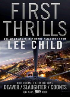 First Thrills. Edited by Lee Child