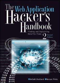 The Web Application Hacker's Handbook - WordPress.com
