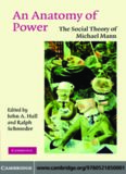 An Anatomy of Power: The Social Theory of Michael Mann