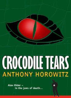 Alex Rider Book 8 - Crocodile Tears