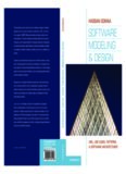 Software modeling and design : UML, use cases, patterns, and software architectures
