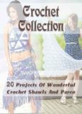 Crochet Collection: 20 Projects Of Wonderful Crochet Shawls And Pareo
